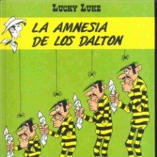 Cómics: LUCKY LUKE Nº1 : LA AMNESIA DE LOS DALTON DE ANAYA. Lote 111678015