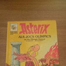 Cómics: ASTERIX ALS JOCS OLIMPICS - Nº 5- TAPA DURA. Lote 111700751