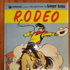 Cómics: LUCKY LUKE. RODEO. Lote 111756267