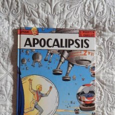 Cómics: LEFRANC - APOCALIPSIS - N. 10. Lote 112048731