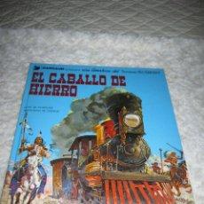 Cómics: UNA AVENTURA DEL TENIENTE BLUEBERRY - EL CABALLO DE HIERRO N.3. Lote 112069271