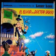 Cómics: LUCKY LUKE Nº 43. EL ELIXIR DEL DOCTOR DOXIO. EDITORIAL GRIJALBO. Lote 112470491