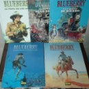 Cómics: COLECCION COMICS CHARLIER GIRAUD BLUEBERRY.. Lote 112408339