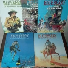 Comics - Coleccion comics Charlier Giraud BLUEBERRY. - 112408339
