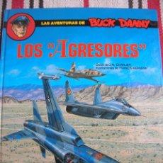 Cómics: LAS AVENTURASD DE BUCK DANNY Nº 44: LOS AGRESORES. Lote 112665511