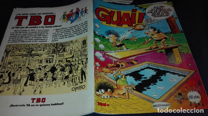 GUAI Nº111 TEBEOS SA (Tebeos y Comics - Grijalbo - Otros)