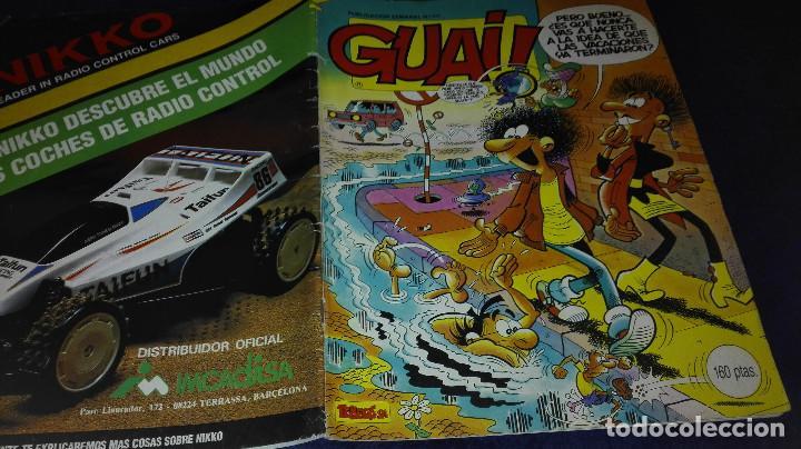 GUAI Nº117 TEBEOS SA (Tebeos y Comics - Grijalbo - Otros)