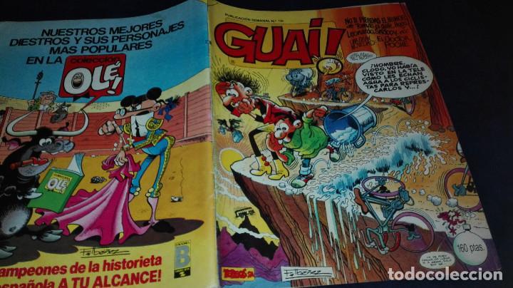 GUAI Nº138 TEBEOS SA (Tebeos y Comics - Grijalbo - Otros)