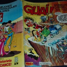Cómics: GUAI Nº138 TEBEOS SA. Lote 112860867