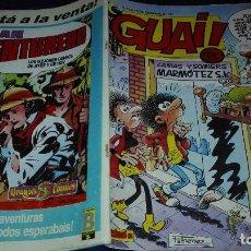 Cómics: GUAI Nº146 TEBEOS SA. Lote 112861063