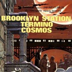 Cómics: VALERIAN-10: BROOKLYN STATION. TERMINO COSMOS, DE MEZIERES Y CHRISTIN (GRIJALBO-DARGAUD, 1984). Lote 113116443