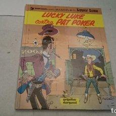 Cómics: LUCKY LUKE CONTRA PAT POKER Nº 53 (MUY DIFICIL). Lote 113133383