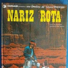 Cómics: BLUEBERRY NARIZ ROTA GRIJALBO. Lote 113225943