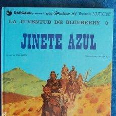 Cómics: BLUEBERRY JINETE AZUL GRIJALBO. Lote 113226007