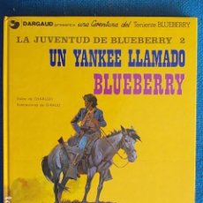 Cómics: BLUEBERRY UN YANKEE LLAMADO BLUEBERRY GRIJALBO. Lote 113226135