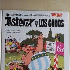 Cómics: ASTERIX Y LOS GODOS.GRIJALBO.1986. Lote 113249251