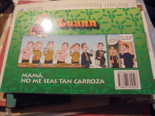 Cómics: LUANN 3 - MAMA NO ME SEAS TAN CARROZA - GRIJALBO JUNIOR MONDADORI 1998 - STOCK LIBRERIA !! - Foto 2 - 113372243