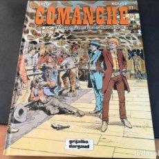 Cómics: COMANCHE Nº 12 EL DOLAR DE TRES CARAS. PARA DURA GUIJALBO PRIMERA EDICION (COI59). Lote 113408919