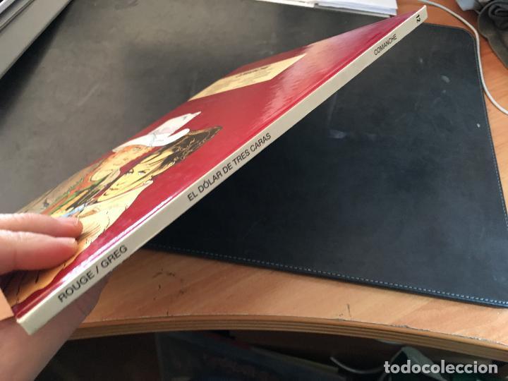 Cómics: COMANCHE Nº 12 EL DOLAR DE TRES CARAS. PARA DURA GUIJALBO PRIMERA EDICION (COI59) - Foto 2 - 113408919