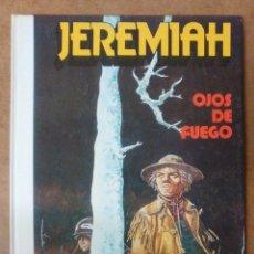Cómics: JEREMIAH Nº 4 OJOS DE FUEGO (HERMANN) GRIJALBO - C08. Lote 113396747