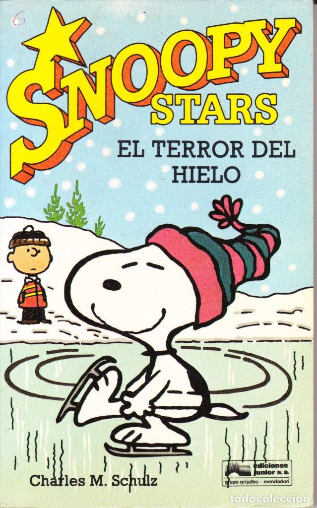 SNOOPY STARS. EL TERROR DEL HIELO. CHARLES M.SCHULZ (Tebeos y Comics - Grijalbo - Otros)