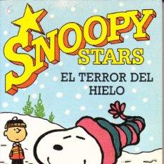 Cómics: SNOOPY STARS. EL TERROR DEL HIELO. CHARLES M.SCHULZ. Lote 113513815