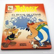 Cómics: ASTERIX EL REGAL DEL CESAR - PRIMERA EDICION - GRIJALBO DARGAUD - 1982. Lote 113573543