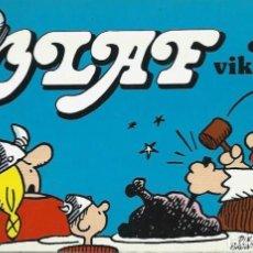 Cómics: DIK BROWNE - OLAF EL VIKINGO Nº 2 - EDICIONES JUNIOR GRUPO GRIJALBO 1991 - MUY MUY DIFICIL - BIEN . Lote 113692455