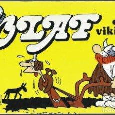 Cómics: DIK BROWNE - OLAF EL VIKINGO Nº 3 - EDICIONES JUNIOR GRUPO GRIJALBO 1991 - MUY MUY DIFICIL - BIEN . Lote 113692575