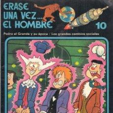 Cómics: ERASE UNA VEZ...EL HOMBRE Nº 10. Lote 113703091