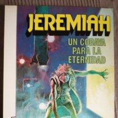 Comics: JEREMIAH - UN COBAYA PARA LA ETERNIDAD - 5 - GRIJALBO RÚSTICA. Lote 113915851