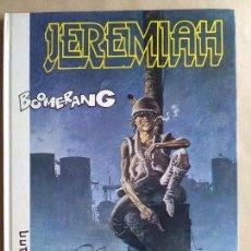Cómics: JEREMIAH BOOMERANG. Lote 113935823