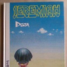 Cómics: JEREMÍAS DELTA. Lote 113936103