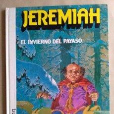 Cómics: JEREMIAH EL INVIERNO DEL PAYASO. Lote 113936279