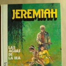 Cómics: JEREMIAH LAS AGUAS DE LA IRA. Lote 113936403
