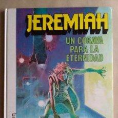 Cómics: JEREMIAH UNA COBAVA PARA LA ETERNIDAD. Lote 113937023