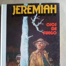 Cómics: JEREMIAH OJOS DE FUEGO. Lote 113937199