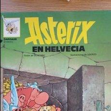 Cómics: ASTERIX EN HELVECIA.GRIJALBO.TAPA DURA. Lote 113984607