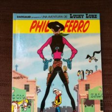 Cómics: LUCKY LUKE- PHIL FERRO.CATALÀ. Lote 114271070