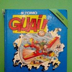 Cómics: GUAI! - PRIMER TOMO - EDICIONES JUNIOR, S.A. (GRUPO EDITORIAL GRIJALBO). -1986. (OFERTA).. Lote 114361339