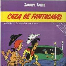 Cómics: LUCKY LUKE 54: CAZA DE FANTASMAS, 1994, GRIJALBO, IMPECABLE. Lote 114411559