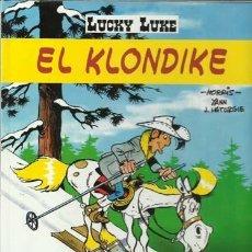 Cómics: LUCKY LUKE: EL KLONDIKE, 2000, SALVAT, IMPECABLE. Lote 160332532