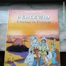 Cómics: PERCEVAN EL ARENAL DE EL JERADA - FAUCHÉ LETURGIE LUGUY. Lote 114438823