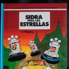 Cómics: LAS AVENTURAS DE SPIROU Y FANTASIO Nº 38. SIDRA PARA LAS ESTRELLAS. EDITORIAL GRIJALBO. Lote 114490311