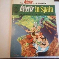 Cómics: ASTERIX EN ESPAÑA. EN IDIOMA INGLES. ESTADO BUENO.. Lote 114651259