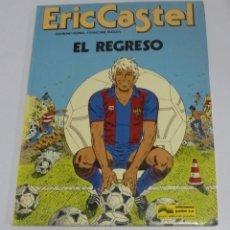 Cómics: ERIC CASTEL. EL REGRESO. 1986. EDICIONES JUNIOR. Nº 10. Lote 114751347