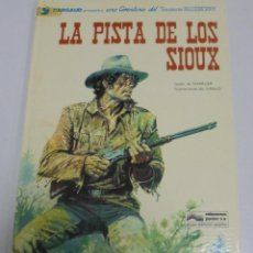 Comics : UNA AVENTURA DEL TENIENTE BLUEBERRY. Nº 5. LA PISTA DE LOS SIOUX. EDICIONES JUNIOR. 1978. Lote 114754235