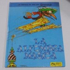 Cómics: LAS AVENTURAS DEL GRAN VISIR IZNOGUD. Nº 3. LA ALFOMBRA MAGICA. 1990. EDICIONES JUNIOR. Lote 114776131