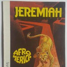 Cómics: JEREMIAH #7 - AFROMERICA (JUNIOR, 1994). Lote 114844111