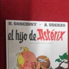 Cómics: EL HIJO DE ASTERIX - ASTERIX27 - UDERZO - CARTONE. Lote 114852599